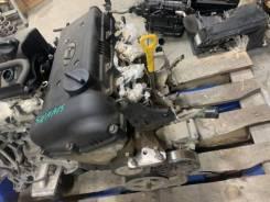 Двигатель Hyundai Solaris RB G4FC