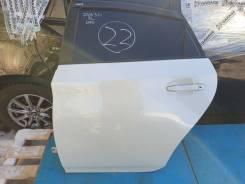 Дверь задняя левая 070 Toyota Prius ZVW30 2Zrfxe