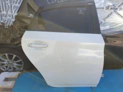 Дверь задняя правая 070 Toyota Prius ZVW30 2Zrfxe