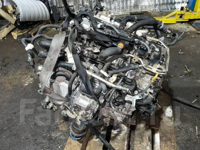 Контрактный двигатель 8AR FTS Lexus IS200 GS200 RX200 NX200t