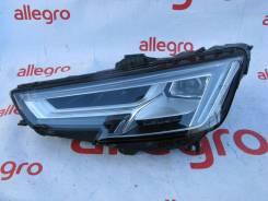 Audi A4 фара передняя левая ксенон 2015+
