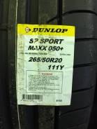 Dunlop SP Sport Maxx 050+, 265/50 R20