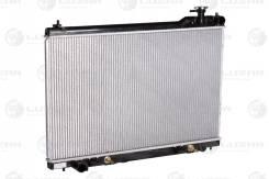 Радиатор охлаждения двигателя Infiniti FX35 (03-) Luzar LRc 1480