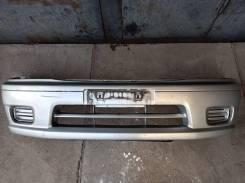 Бампер передний Mazda Demio 1999