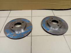 Продам диск тормозной перед Nissan AD / Almera / Primera SR20