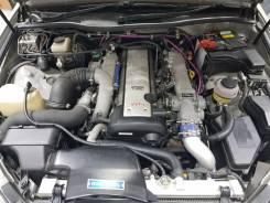 Свап комплект двс Toyota JZX110 1JZ GTE Vvti