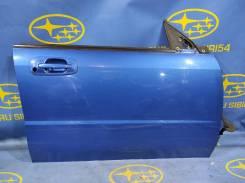 Дверь передняя правая на Subaru Impreza GGA GDA GG GD.