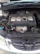 Двигатель KIA Cerato 1, 2004, 1.6 л, бензин (G4ED / KZ36202100)