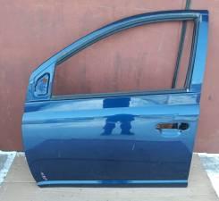 Дверь Toyota VITZ/Platz #CP1# передняя левая