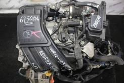 Двигатель без КПП Nissan HR12DE FF CVT RE0F11A GM38 K13 67500 км