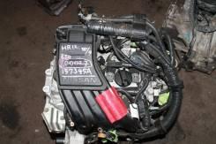 Двигатель Nissan HR12DE March12