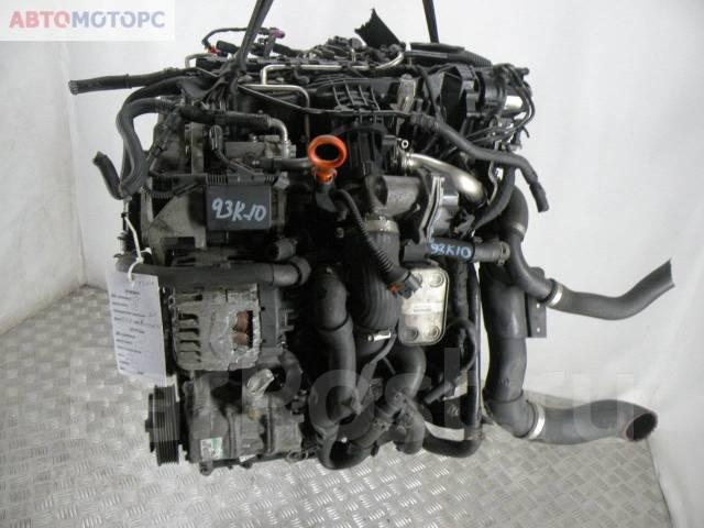 Двигатель AUDI A3 2009, 1.6 л, дизель (CAY)