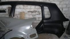 Крыло заднее левое VW Tiguan 2011-2016