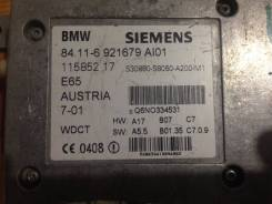 Блок управления телефоном BMW 7 2002 [84116921679] E65
