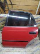 Дверь задняя левая Toyota Corolla EE101 4EFE