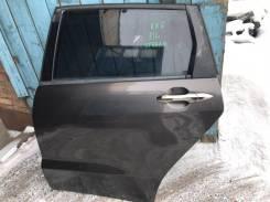 Дверь задняя левая Honda Stream RN6, R18A, 2006г.