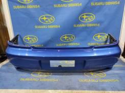 Бампер задний (широкий) Subaru Impreza GDA