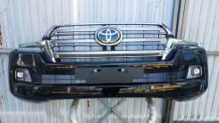Бампер передний Land Cruiser 200 2016+ Оригинал Toyota