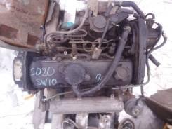 Двигатель CD20T. Nissan Laurel Spirit SB12 CD20T. Год вып. 1996
