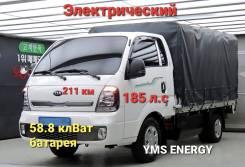 Kia Bongo III. Электрический, 1 000кг., 4x2. Под заказ