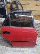 Дверь задняя правая Toyota Corolla EE101 4EFE