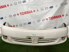 Бампер передний белый Toyota Allion AZT240, NZT240, ZZT240, ZZT245