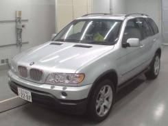 Крыло переднее левое дорестайлинг BMW X5 E53 M54B30