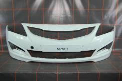 Бампер передний - Hyundai Solaris (2014-17)
