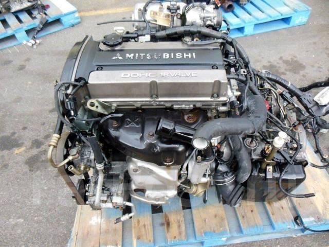 Двигатель 4G63 для Mitsubishi