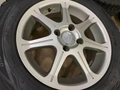 Beo japan R14 4*100 6j et38 + 185/70R14 Dunlop Enasave ec204 Japan