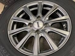 DOS Luxury R14 4*100 5.5j et38 + 175/65R14 Bridgestone Blizzak Revo GZ