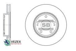 Диск тормозной передний (280х26) 5 отв Sangsin Brake SD1051 SD1051