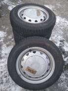Комплект зимних колес 165/70 R14 на штамповках №9124