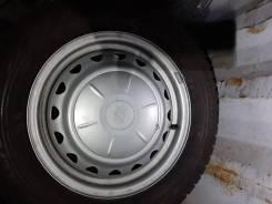 Колеса 195/65 R15 на штамповке R15 5*100/114 из Японии