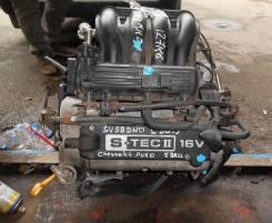 ДВС B12D1 Chevrolet Aveo 1,2 Контрактный