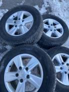 Комплект 18 колес на оригинальных дисках Lexus