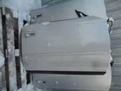 Дверь передняя правая Toyota Mark II, GX90 белая