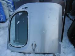 Дверь передняя правая Nissan Cube, NZ12 серая