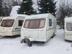 Coachman. Караван Pastiche с палаткой и мувером, 1 000куб. см.