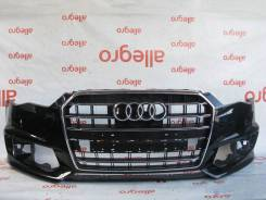 Бампер передний Audi A6 C7 2014-2018