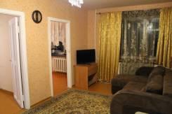4-комнатная, улица Орджоникидзе 6б. Кировский, агентство, 62,0кв.м.