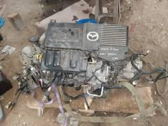 Двигатель Mazda Demio DY3W, ZJVE