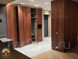 Изделия из шпона: шпонированные панели, мебель, лестницы