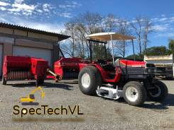 Yanmar F165. Трактор-косилка 4WD SpecTechVL, 17,00л.с.