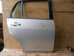 Дверь боковая задняя правая Nissan Tiida Latio SC11