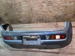 Бампер задний Nissan Cube BZ11