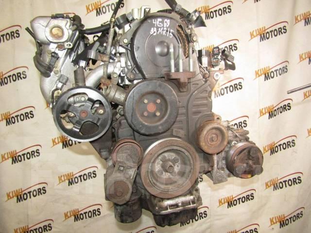 Контрактный двигатель Митсубиши Аутлендер 2,4 i 4G69