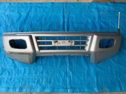 Бампер передний Mitsubishi Pajero V75