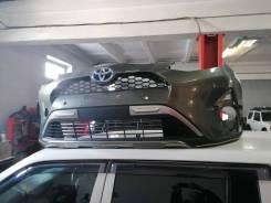 Передний бампер Toyota Aqua с 2017 (52119-52А70), передний NHP10