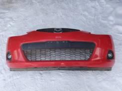 Бампер передний Mazda Demio DE3FS 2007 год 1 модель